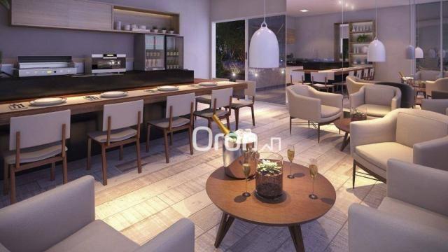 Apartamento à venda, 240 m² por r$ 1.648.000,00 - setor marista - goiânia/go