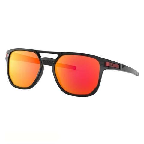 Óculos Oakley Latch Beta Vermelho/Preto