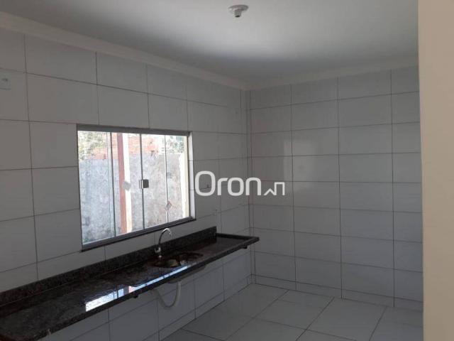 Casa à venda, 92 m² por R$ 160.000,00 - Jardim Buriti Sereno - Aparecida de Goiânia/GO - Foto 3