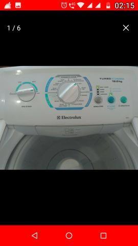 Máquina de lavar roupa 12 kls da Eletrolux