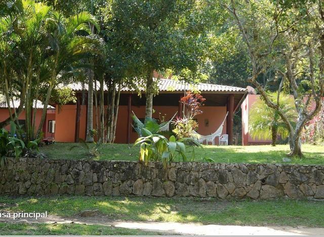 Pousada ecológica fechada Ubatuba / Caraguatatuba