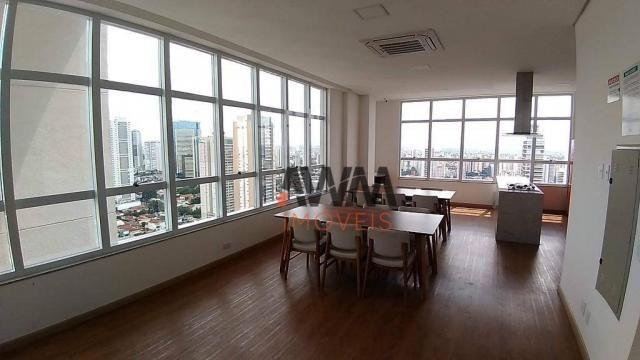 Apartamento com 1 dormitório para alugar, 42 m² por R$ 2.000,00/mês - Setor Oeste - Goiâni - Foto 15