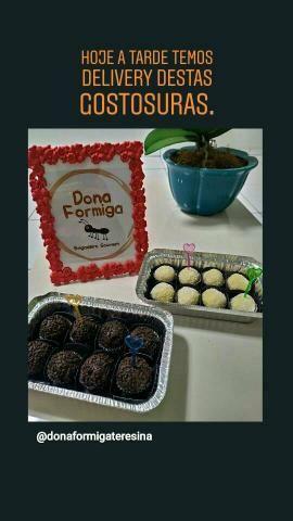 Dona Formiga - Delivery de Brigadeiros Gourmet
