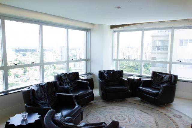 Cobertura à venda, 503 m² por r$ 3.800.000,00 - setor marista - goiânia/go - Foto 6