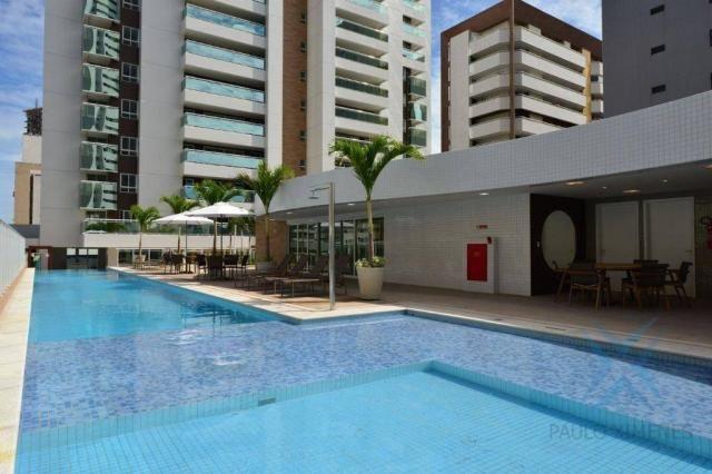 Contemporâneo, 3 dormitórios à venda, 144 m² por r$ 1.310.000 - aldeota - fortaleza/ce - Foto 11