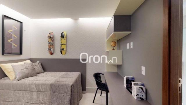Casa com 4 dormitórios à venda, 201 m² por R$ 687.000,00 - Sítios Santa Luzia - Aparecida  - Foto 13