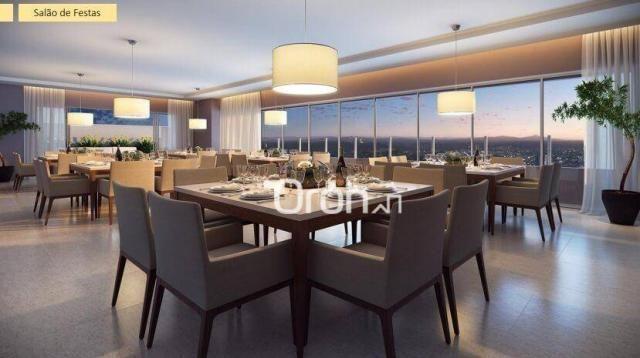 Apartamento com 4 dormitórios à venda, 440 m² por r$ 2.971.000,00 - setor marista - goiâni - Foto 14