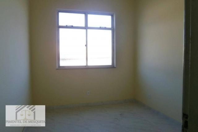 Apartamento com 2 dormitórios para alugar, 70 m² por r$ 1.000/mês - centro - niterói/rj - Foto 7