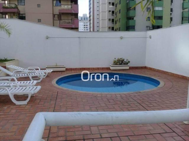 Apartamento com 3 dormitórios à venda, 117 m² por R$ 620.000,00 - Setor Bueno - Goiânia/GO - Foto 15