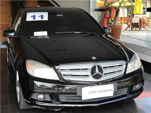 Mercedes-benz C 180 1.8 cgi classic 16v gasolina 4p automático - Foto 2