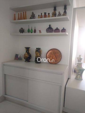 Apartamento à venda, 265 m² por R$ 2.450.000,00 - Setor Marista - Goiânia/GO - Foto 16