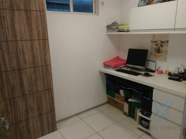 Apartamento com 3 dormitórios à venda, 74 m² por r$ 410.000,00 - cambeba - fortaleza/ce - Foto 8