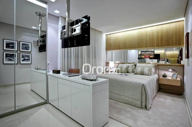 Apartamento com 3 dormitórios à venda, 154 m² por r$ 770.000,00 - setor bueno - goiânia/go - Foto 8