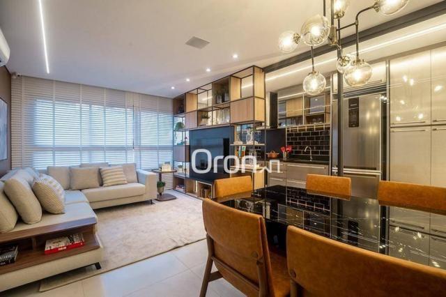Loft com 1 dormitório à venda, 63 m² por r$ 352.340,00 - setor bueno - goiânia/go - Foto 5