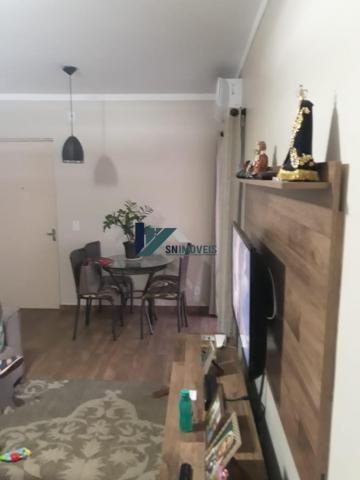 Apartamento - araucária condomínio clube / sumaré