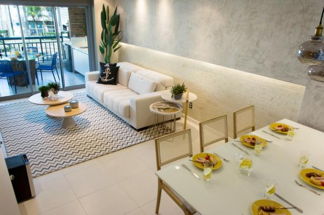 Golf Ville Apartamento alto padrão 3 suítes com varanda gourmet - Foto 14