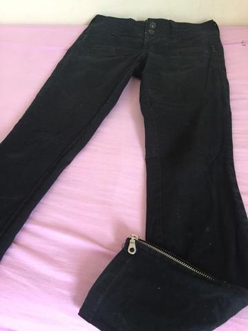 Calça preta Colcci - Foto 2