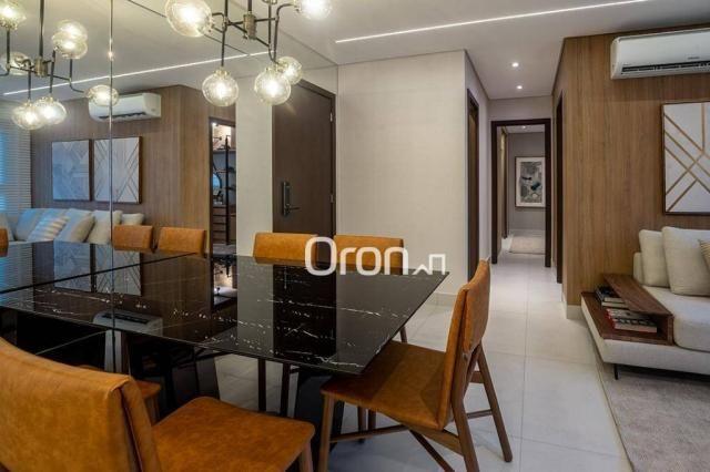 Loft com 1 dormitório à venda, 63 m² por r$ 352.340,00 - setor bueno - goiânia/go - Foto 7