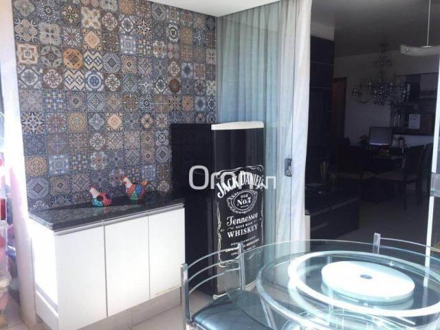 Apartamento com 3 dormitórios à venda, 85 m² por R$ 340.000,00 - Jardim América - Goiânia/ - Foto 6