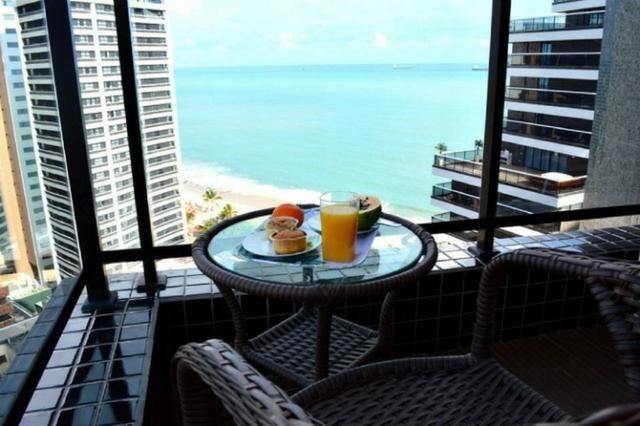 Flat Landscape Club, 2 quartos com vista mar