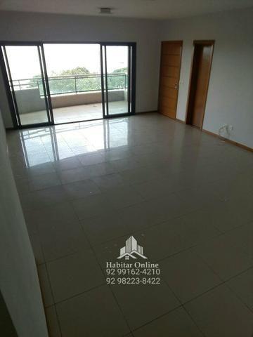 Barra do Rio Negro Apartamento na Orla da Ponta Negra 4 suítes 180 m²