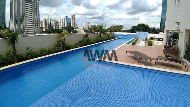 Apartamento com 1 dormitório para alugar, 42 m² por R$ 2.000,00/mês - Setor Oeste - Goiâni - Foto 9