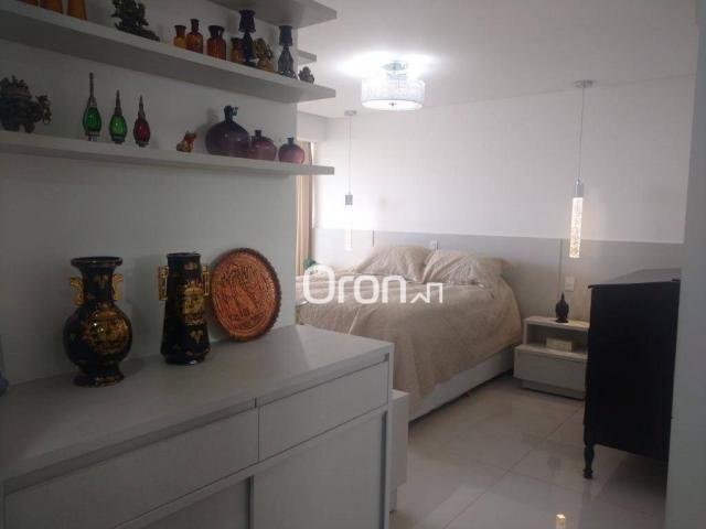 Apartamento à venda, 265 m² por R$ 2.450.000,00 - Setor Marista - Goiânia/GO - Foto 17