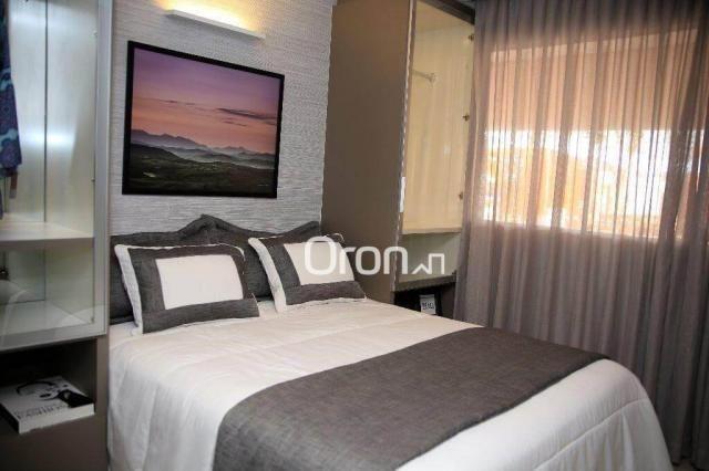 Apartamento com 2 dormitórios à venda, 73 m² por R$ 293.000,00 - Jardim Atlântico - Goiâni - Foto 7