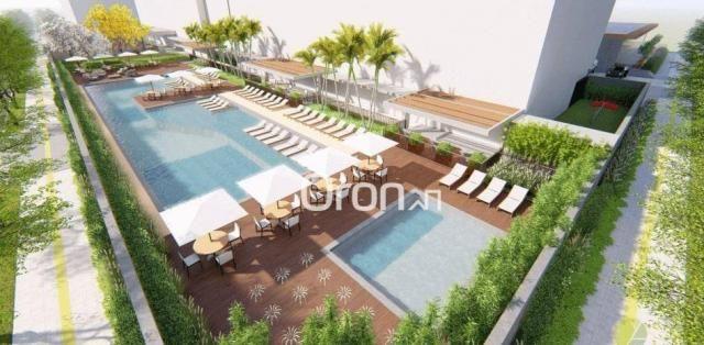 Apartamento com 2 dormitórios à venda, 56 m² por R$ 198.000,00 - Condomínio Santa Rita - G - Foto 16