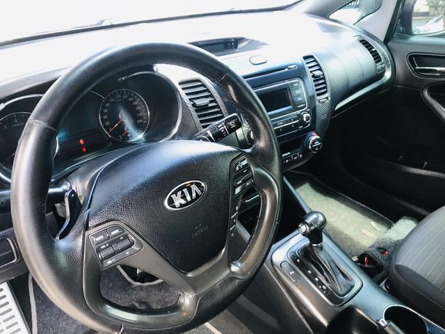 Kia Cerato 1.6 Flex Automático - Foto 9