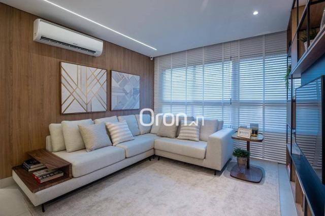 Loft com 1 dormitório à venda, 63 m² por r$ 352.340,00 - setor bueno - goiânia/go - Foto 9