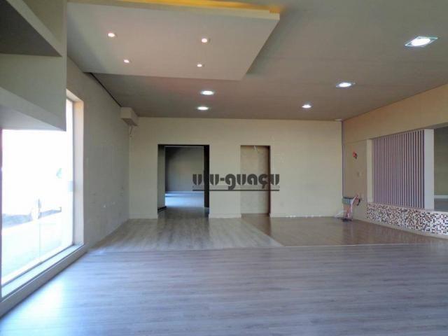 Salão para alugar, 340 m² por r$ 12.000/mês - vila padre bento - itu/sp - Foto 8