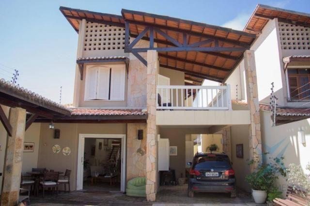 Casa com 3 dormitórios à venda, 240 m² por r$ 419.990 - edson queiroz - fortaleza/ce