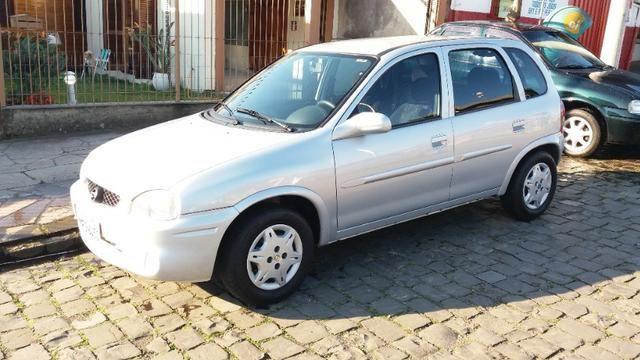 Corsa hatch millenium 2002 impecavel - Foto 10