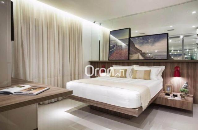 Apartamento com 3 dormitórios à venda, 154 m² por R$ 981.000,00 - Alto da Glória - Goiânia - Foto 6