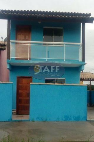 OLV-Casa com 2 dormitórios à venda, 80 m² por R$ 105.000 - Unamar - Cabo Frio/RJ CA1186