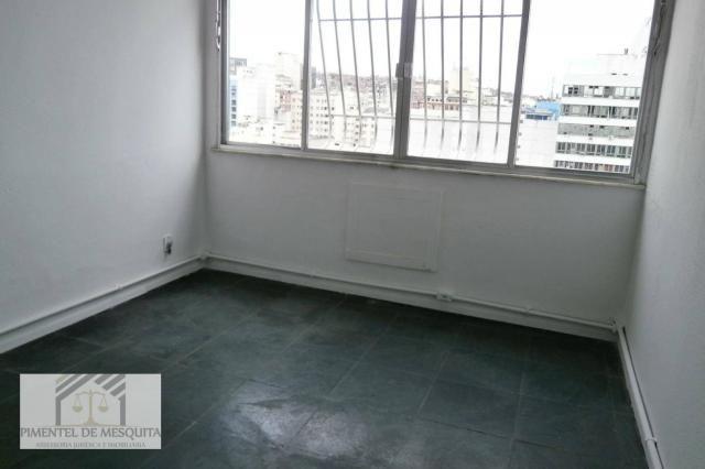 Apartamento com 1 dormitório para alugar, 50 m² por r$ 900/mês - centro - niterói/rj - Foto 7