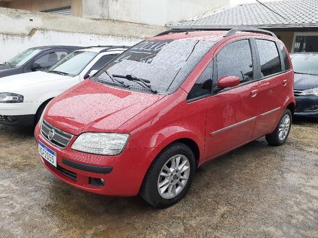 Fiat/idea elx 1.4 2010