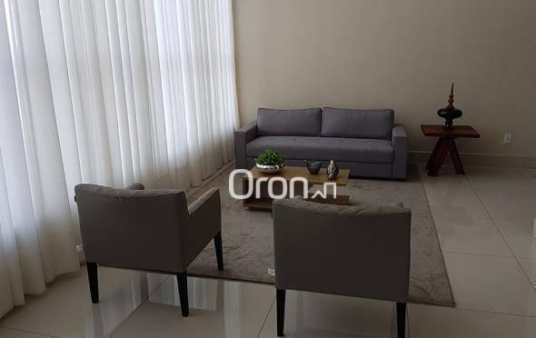 Apartamento com 2 dormitórios à venda, 55 m² por R$ 243.000,00 - Vila Rosa - Goiânia/GO - Foto 4