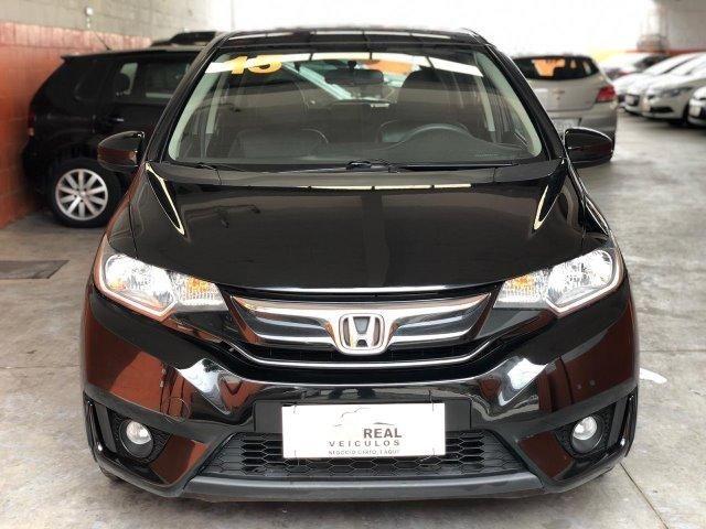 Honda Fit Ex 1.5 flex automatico 2015
