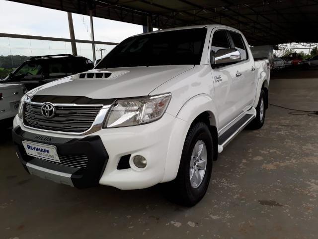 Toyota Hilux SRV 2013 - Foto 4