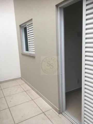 apto sem condominio Vila America STO ANDRE - Foto 4
