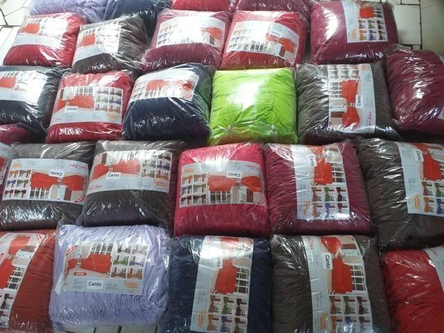 Capas de sofa de canto - Foto 2