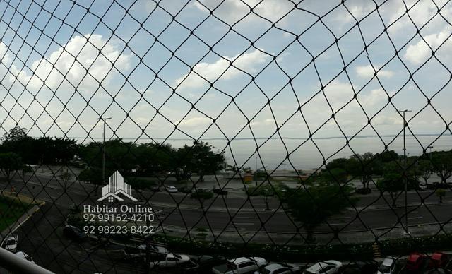 Barra do Rio Negro Apartamento na Orla da Ponta Negra 4 suítes 180 m² - Foto 3