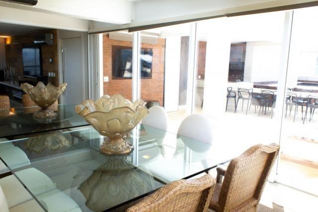 Cobertura à venda, 503 m² por r$ 3.800.000,00 - setor marista - goiânia/go - Foto 13