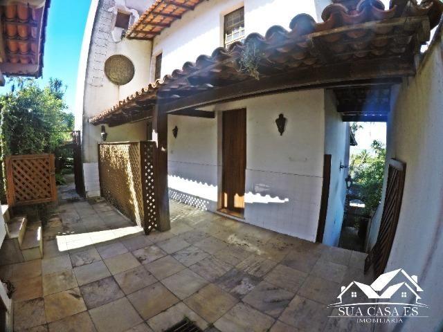 Casa duplex - 7 quartos - com uma linda vista panorâmica para praia de manguinhos - Foto 17