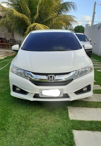 Honda city ex 2015