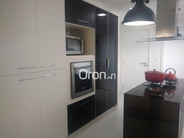 Apartamento à venda, 265 m² por R$ 2.450.000,00 - Setor Marista - Goiânia/GO - Foto 14