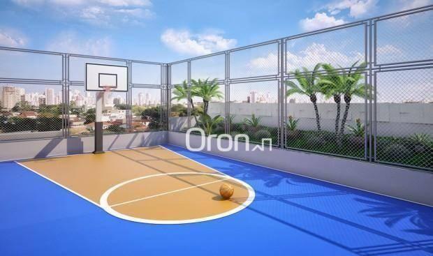 Apartamento com 3 dormitórios à venda, 154 m² por R$ 981.000,00 - Alto da Glória - Goiânia - Foto 11