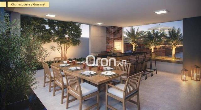 Apartamento com 4 dormitórios à venda, 440 m² por r$ 2.971.000,00 - setor marista - goiâni - Foto 13